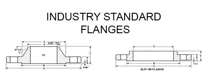Industry Standard Flanges